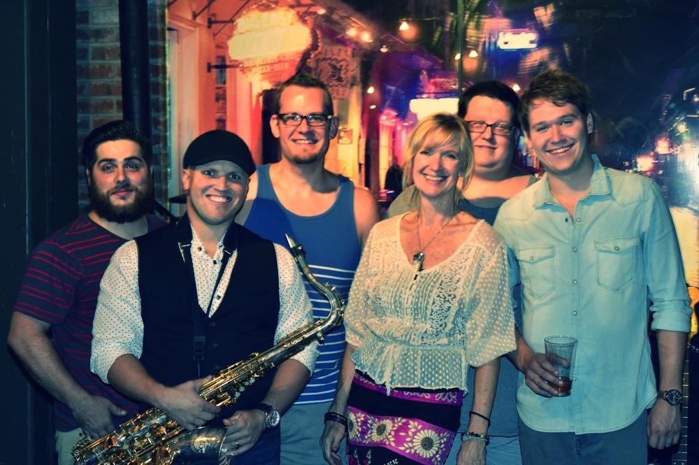 Elizabeth Speegle Band OKC Live Entertainment
