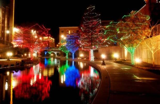 bricktownlights