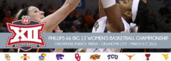Big 12 WBB Header