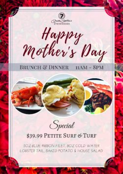 mothers day brunch banner