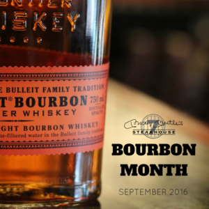 September is Bourbon Month: Celebrate with Mickey Mantle's and Bulleit Bourbon