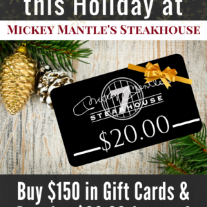 MMSH Gift Card - Give & Receive