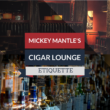 Cigar Lounge in Bricktown Oklahoma City