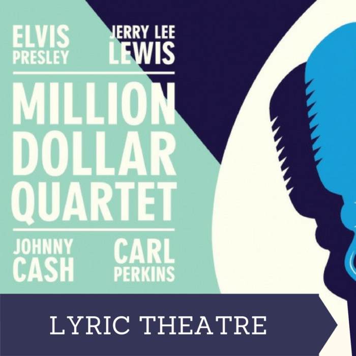 Million Dollar Quartet OKC