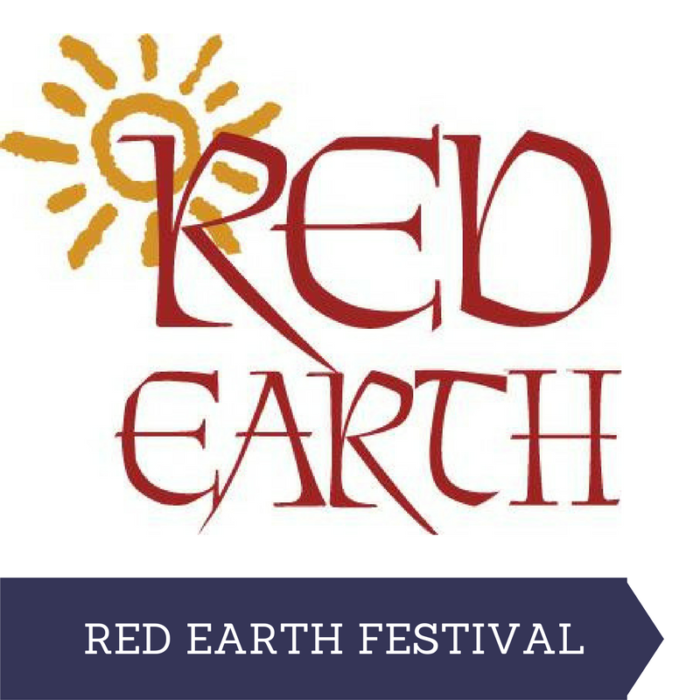 Red Earth Festival Logo