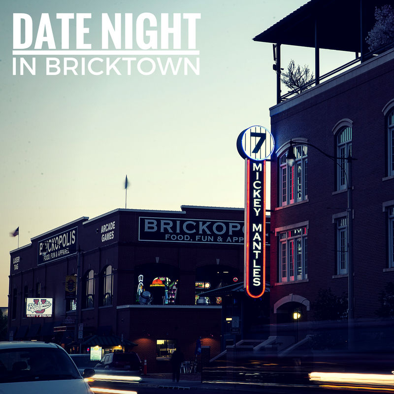 Date Night in Bricktown Street Image