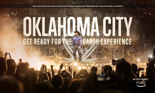 Garth Brooks Concert OKC