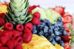 Holiday Party Appetizer Fruit Tray
