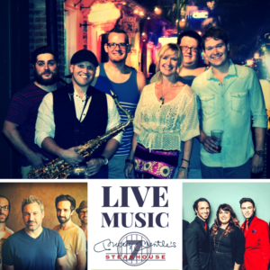 Experience Incredible Live Music Dining in Bricktown