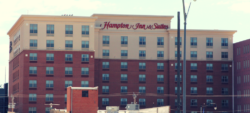 Hampton Inn Suites Bricktown OKC