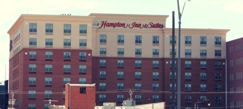 Hampton Inn Suites Bricktown OKC