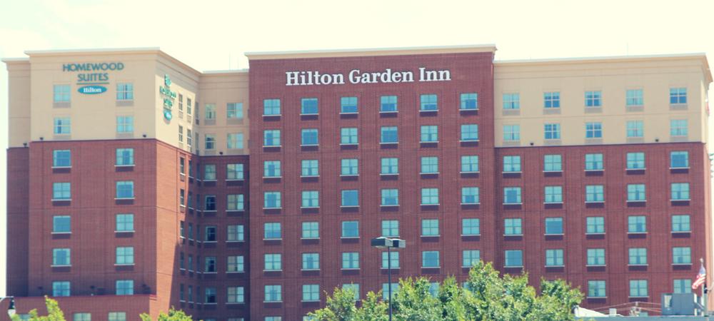 Hilton Garden Inn Bricktown OKC