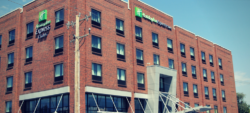 Holiday Inn Express Bricktown OKC