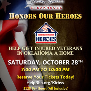 Building Homes for Heroes MMSH Oct Promo