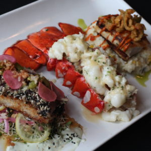 Seafood Trio - Best of the Sea