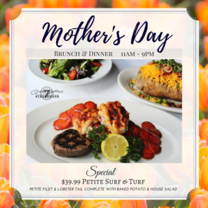 Celebrate Mother's Day at Mickey's!